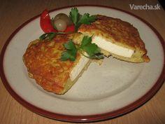 Údené tofu v zemiakovej placke (fotorecept)