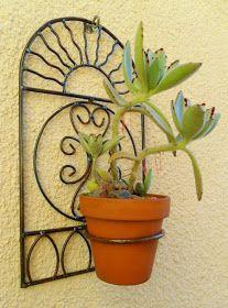 Se acerca la primavera... que mejor momento para llenar el blog con objetos para decorar el exterior hoy, les comparto imágenes de ...