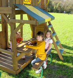 Swing Set Accessories Types