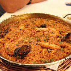 Spanish Paella