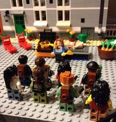The Walking Dead - Lego Terminus
