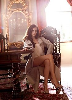 Eva Green...☺️