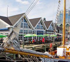 Halifax Waterfront N S