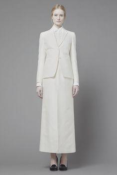 Valentino Pre-Fall 2013 Fashion Show - Maud Welzen