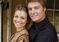 McLeod's Daughters - The Proposal, Bridie Parker as Tess McLeod, Myles Pollard Nick Ryan (SRF Copyright / Millennium Television Pvt. Ltd.) The Proposal