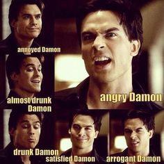 Damon Salvatore / The Vampire Diaries.I'm an Ian Somerhalder fan I really like his movies. One day I might actually watch his vampire series:) If I ever have time Vampire Diaries Memes, Vampire Diaries Damon, Ian Somerhalder Vampire Diaries, Vampire Diaries Wallpaper, Vampire Daries, Vampire Diaries The Originals, Stefan Salvatore, Damond Salvatore, Fangirl