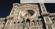 Il Duomo, or the Cathedral of Santa Maria del Fiore -- climb the dome (463 steps) for 8euro