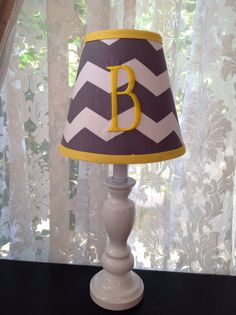 Gray and mint green chevron monogram lamp shade lamps pinterest gray and white chevron monogrammed lamp shade by lightningbugs 5000 mozeypictures Image collections