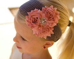 Valentine's Day Knit Headband