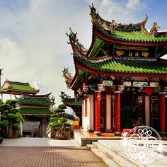 Nanputuo Temple - Xiamen, China -- Make the trek the sunny Xiamen to see what city life feels like in a tropical climate. Nanputuo temple is a great place to start to experience traditional Chinese culture.