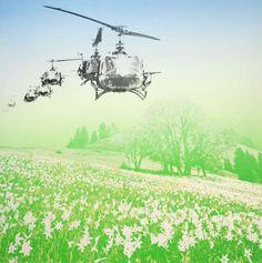 Per Kleiva Helikopter (9782/57274) Pop Art, World, Nature, Travel, Inspiration, Bra, Kunst, Pictures, Biblical Inspiration