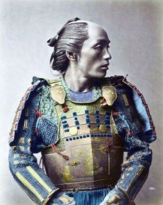 Real Portraits of Samurai Warriors from the 1860's - Old Photo Archive