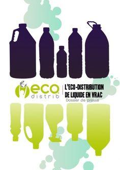 L'Eco-distributeur de liquide en vrac - [CDURABLE.info l'essentiel du développement durable]