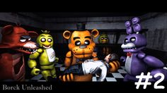 FNAF2  Five Nights at Freddy's 2 Song  It's Been So Long  3D Animation