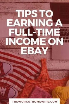 Here are 7 tips to making a living on eBay you won't hear from anyone else. Ebay Selling Tips, Easy Sewing Projects, How To Make Money, Investing, Learning, Personal Finance, You Got This, Bucket, Ideas