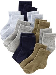Crew Sock 8-Packs for Baby Product Image
