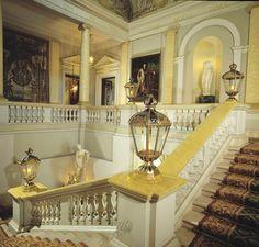 Foto Escalera principal del Palacio de Liria de Madrid