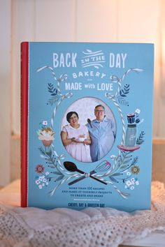 Back in the Day Cookbook give-away! Sugar Pie Farmhouse