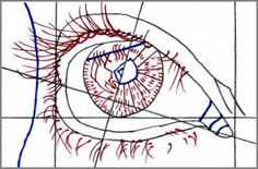 how to draw eyes in pencil, draw eyes with pencil step 7