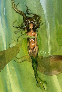 """Laminaria"" by Casa #Mermaid"