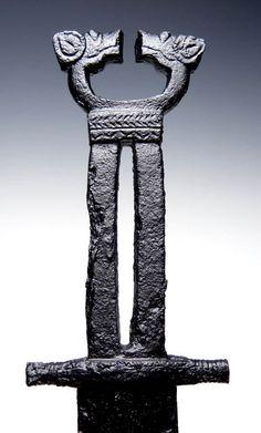 Scythian Saka Tagar Iron Sword