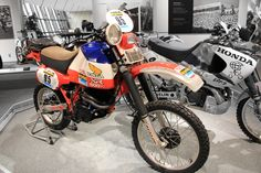 1982 HONDA XR500R Paris-Dakar Rally