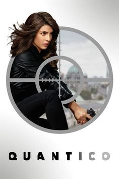 Alex Parrish is coming back to TV screens on April 26 and series star Priyanka Chopra shared the poster for the show's third season. Quantico Tv Show, Quantico Season 2, Quantico Cast, Series Online Free, Tv Series To Watch, Watch Tv Shows, Netflix Series, Hd Movies, Ideas
