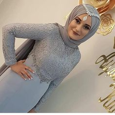 best Ideas for dress hijab gowns modest fashion Hijab Gown, Hijab Evening Dress, Hijab Dress Party, Muslim Wedding Dresses, Evening Dresses, Muslim Fashion, Modest Fashion, Hijab Fashion, Fashion Outfits