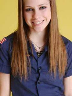 Avril Lavigne is a hottie