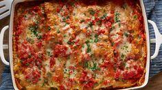 Photo of Roasted Cauliflower Lasagne