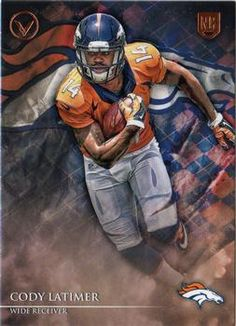 25237be982 2014 Topps Valor  87 Cody Latimer Front. SheDevil Hooper · Denver Broncos  ...