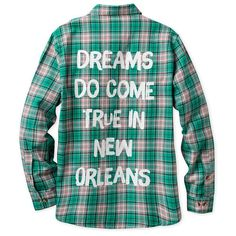 8d8933d51d4 Channel those bayou vibes when you don this Tiana flannel shirt by  Cakeworthy inspired by The