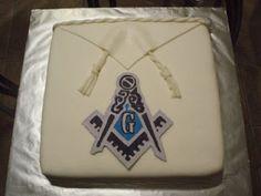 Masonic Cake Toppers