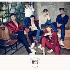 2PM the 5th album <No.5> Teaser Image