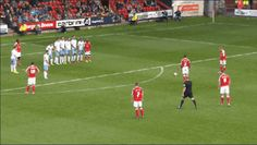 17 year-old George Cooper's first professional goal. Professional Goals, Gif Of The Day