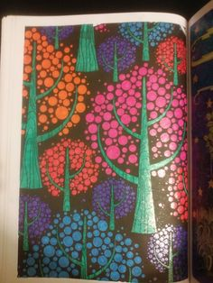 Claire Cater - The Can't sleep colouring book by mandarina