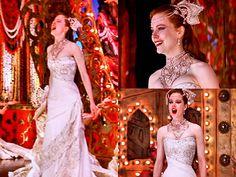 moulin rouge wedding dress hindi