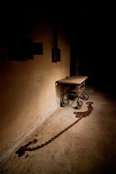 Grim Outlook - Photo of the Abandoned Northam Manor Psychiatric Hospital