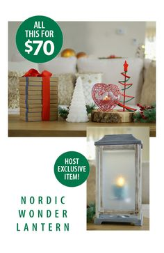 Host a Party, get these seasonal staples for a steal! Ask your PartyLite Consultant how!