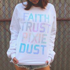 Pixie Dust Sweatshirt