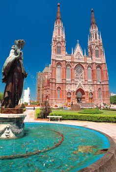Catedral de La Plata, Buenos Aires, Argentina. For more of South America's gems, head to TheCultureTrip.com.