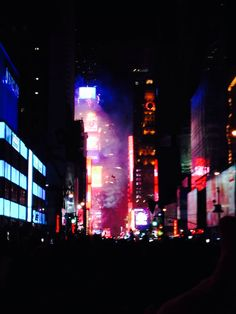 New Year's Drop Ball at Time Square