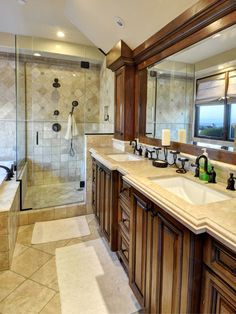 Mediterranean Bathroom Small