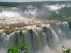 incredible waterfall photo iguazu Iguazu Falls: 15 Amazing Pictures, 10 Incredible Facts