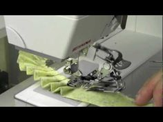 See how to use the Bernina ruffler to gather and ruffle light weight to heavy weight fabrics for a variety of projects. Heirloom Creations 3800 S Western Ave, Sioux Falls, SD 57105 http://www.heirloomcreations.net 605-332-4435 Check out our entire collection of videos and please subscribe to our YouTube channel.