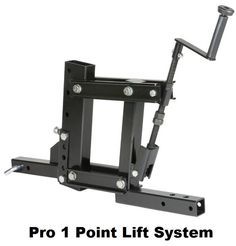 Pro 5 Piece System by Impact Implements for UTVs: SideBySideStuff.com