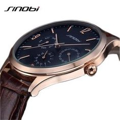 Dedicated Fashion Men Alloy Case Synthetic Leather Analog Quartz Business Watch Mens Watches Top Brand Luxury Masculino Reloj Products Are Sold Without Limitations Men's Watches
