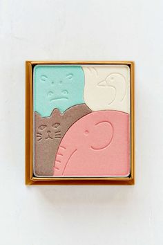 PAUL & JOE Menagerie Face & Eye Color Palette - Urban Outfitters