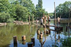 carve - speeleilanden amsterdamse bos