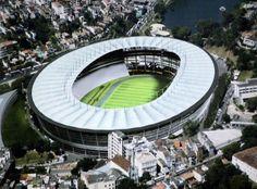 Arena Fonte Nova Octávio Mangabeira - Salvador, Brasil